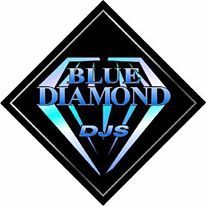Blue Diamond DJS Logo